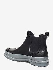 Stutterheim - Chelsea Rainwalker - chelsea boots - black/grey - 2