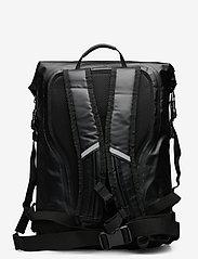 Stutterheim - Rain Rolltop - bags - black - 1