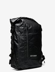 Stutterheim - Rain Rolltop - bags - black - 2