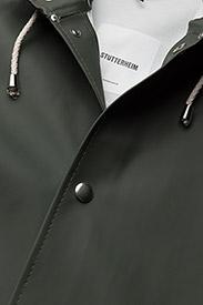 Stutterheim - Stockholm - rainwear - green - 4