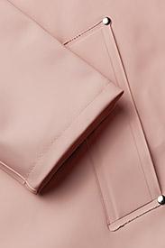 Stutterheim - Stockholm - rainwear - pale pink - 4