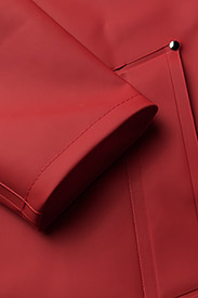 Stutterheim - Stockholm - rainwear - red - 4