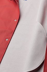 Stutterheim - Stockholm - jakker og frakker - red - 5