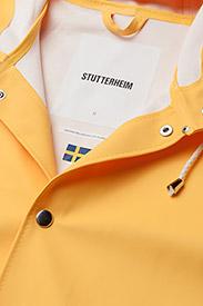 Stutterheim - Stockholm - rainwear - yellow - 3