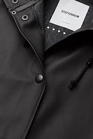 Stutterheim - Mosebacke - rainwear - black - 6