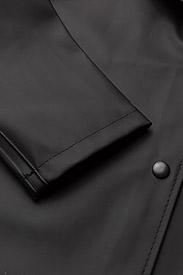 Stutterheim - Mosebacke - rainwear - black - 7