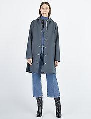 Stutterheim - Mosebacke - manteaux de pluie - charcoal - 0