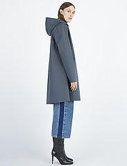 Stutterheim - Mosebacke - manteaux de pluie - charcoal - 4