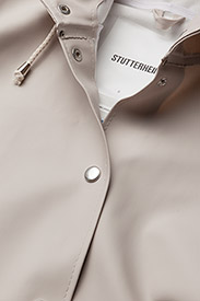 Stutterheim - Mosebacke - rainwear - light sand - 4