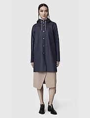 Stutterheim - Mosebacke - rainwear - navy - 0