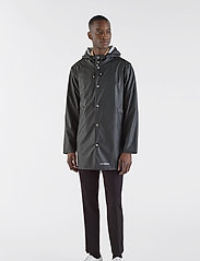 Stutterheim - Stockholm LW - rainwear - black - 0