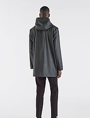Stutterheim - Stockholm LW - rainwear - black - 5