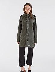Stutterheim - Stockholm LW - rainwear - green - 0