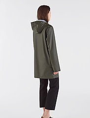 Stutterheim - Stockholm LW - rainwear - green - 3