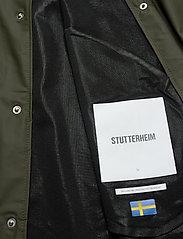 Stutterheim - Stockholm LW - rainwear - green - 9