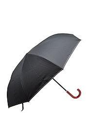 Visby Reversible Umbrella - BLACK