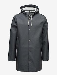 Stockholm - manteaux de pluie - charcoal