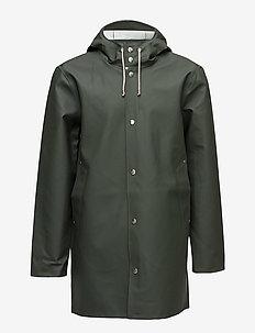 Stockholm - manteaux de pluie - green