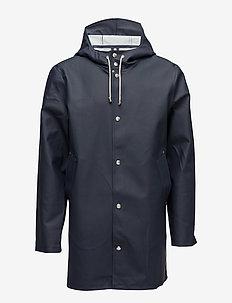Stockholm - manteaux de pluie - navy