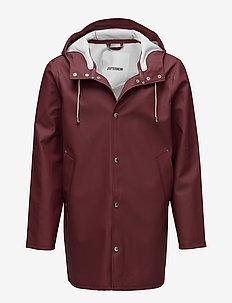 Stockholm - kurtki i płaszcze - burgundy