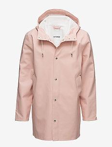 Stockholm - rainwear - pale pink