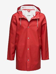 Stockholm - rainwear - red
