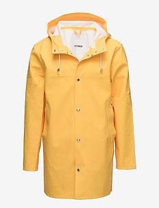 Stockholm - kurtki i płaszcze - yellow