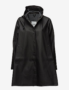 Mosebacke - rainwear - black