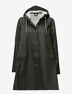 Mosebacke - rainwear - green