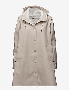 Mosebacke - rainwear - light sand