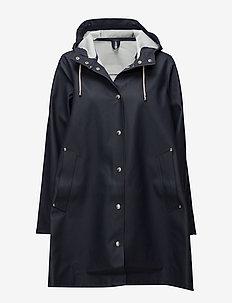 Mosebacke - rainwear - navy