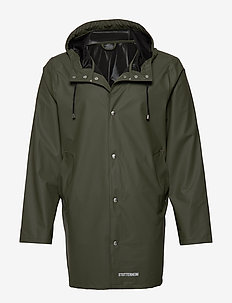 Stockholm LW - płaszcze przeciwdeszczowe - green