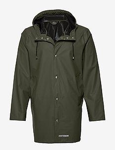 Stockholm LW - rainwear - green