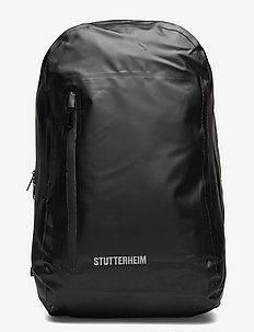 Rain Packer - backpacks - black