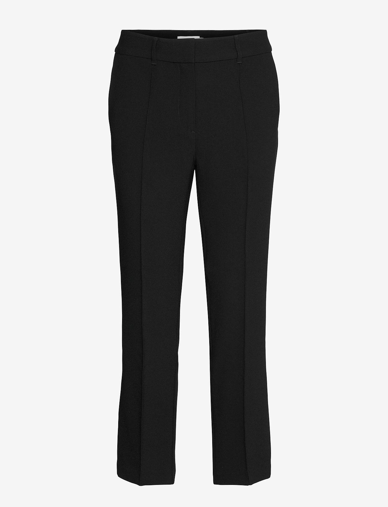 Stylein - BEN TROUSERS - slim fit bukser - black - 1