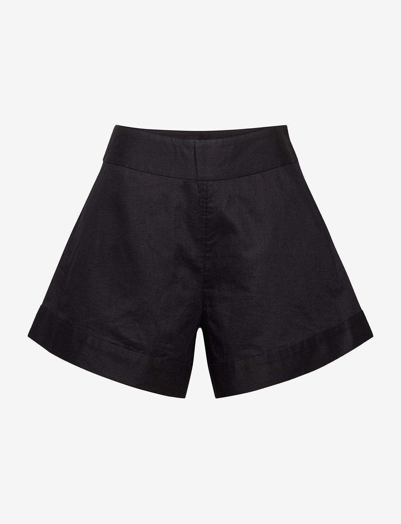 Stylein - BERNICE SHORTS - shorts casual - black - 1