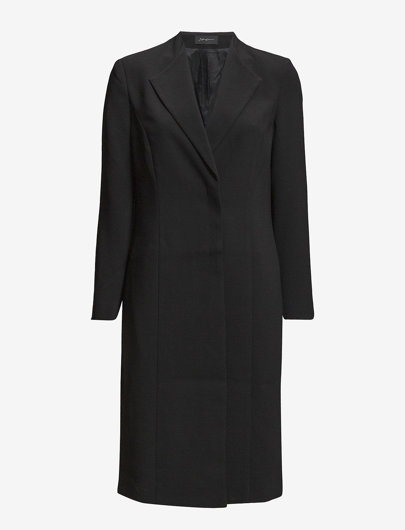 Stylein - BIANCA - dunne jassen - black - 0