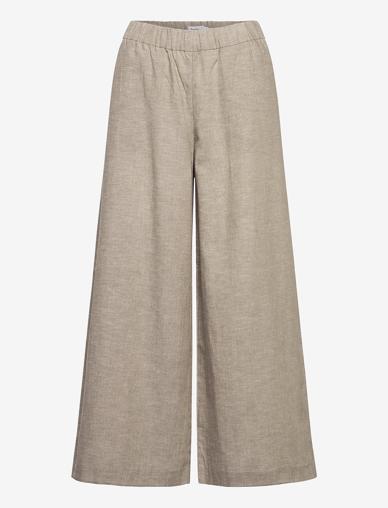 Bridget Trousers (Beige) - Stylein xUTSnu