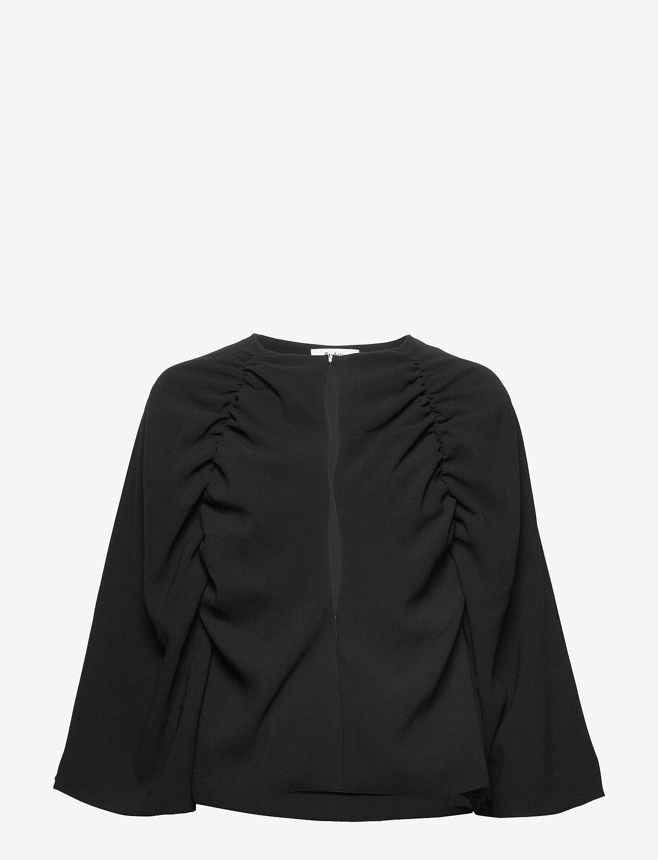 Stylein - BROOK JACKET - lette jakker - black - 1
