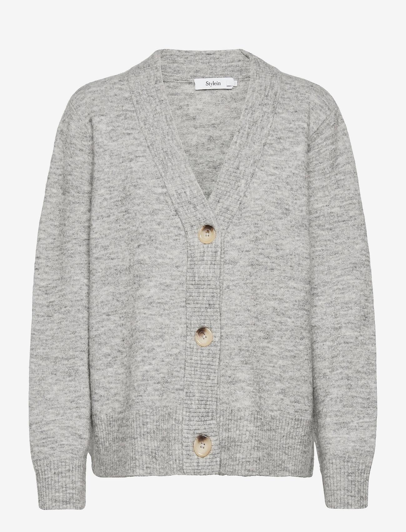Stylein - ELLIE CARDIGAN - vesten - light grey - 0