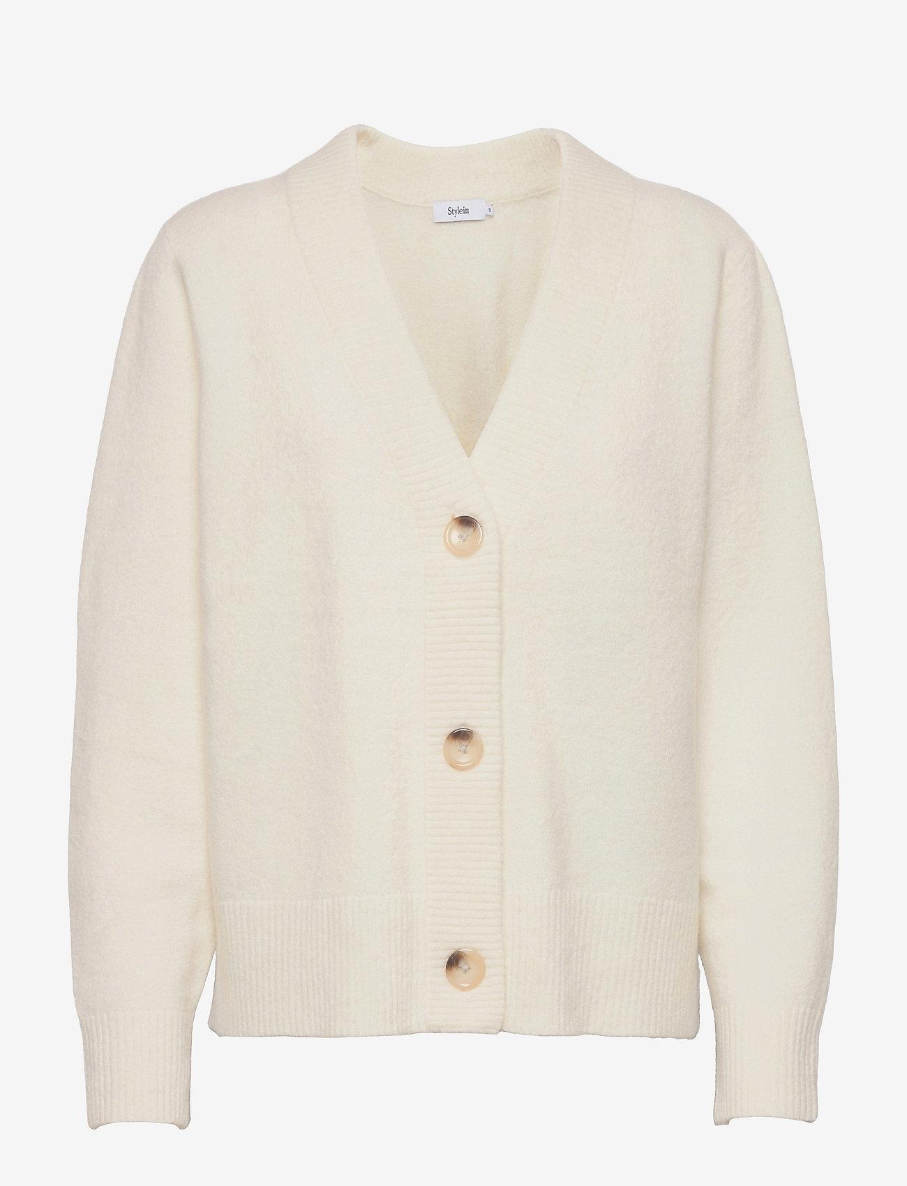 Stylein - ELLIE CARDIGAN - vesten - white - 1