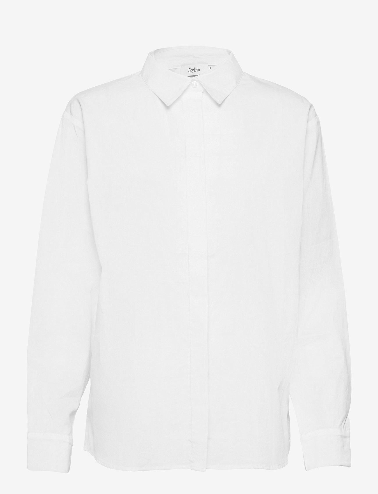 Stylein - JACKIE SHIRT - džinsa krekli - white - 1