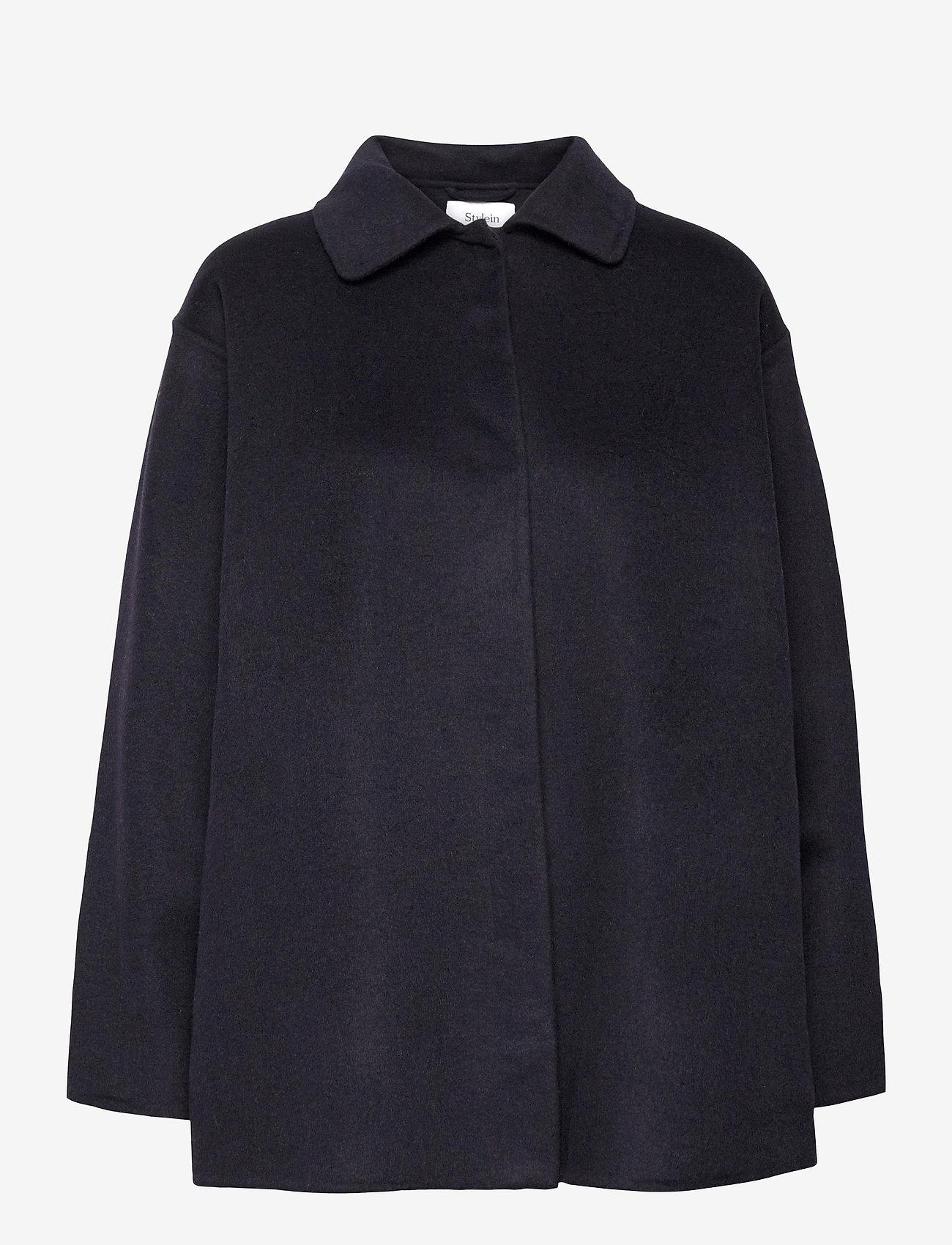 Stylein - TAPIO JACKET - wool jackets - dark marine - 1