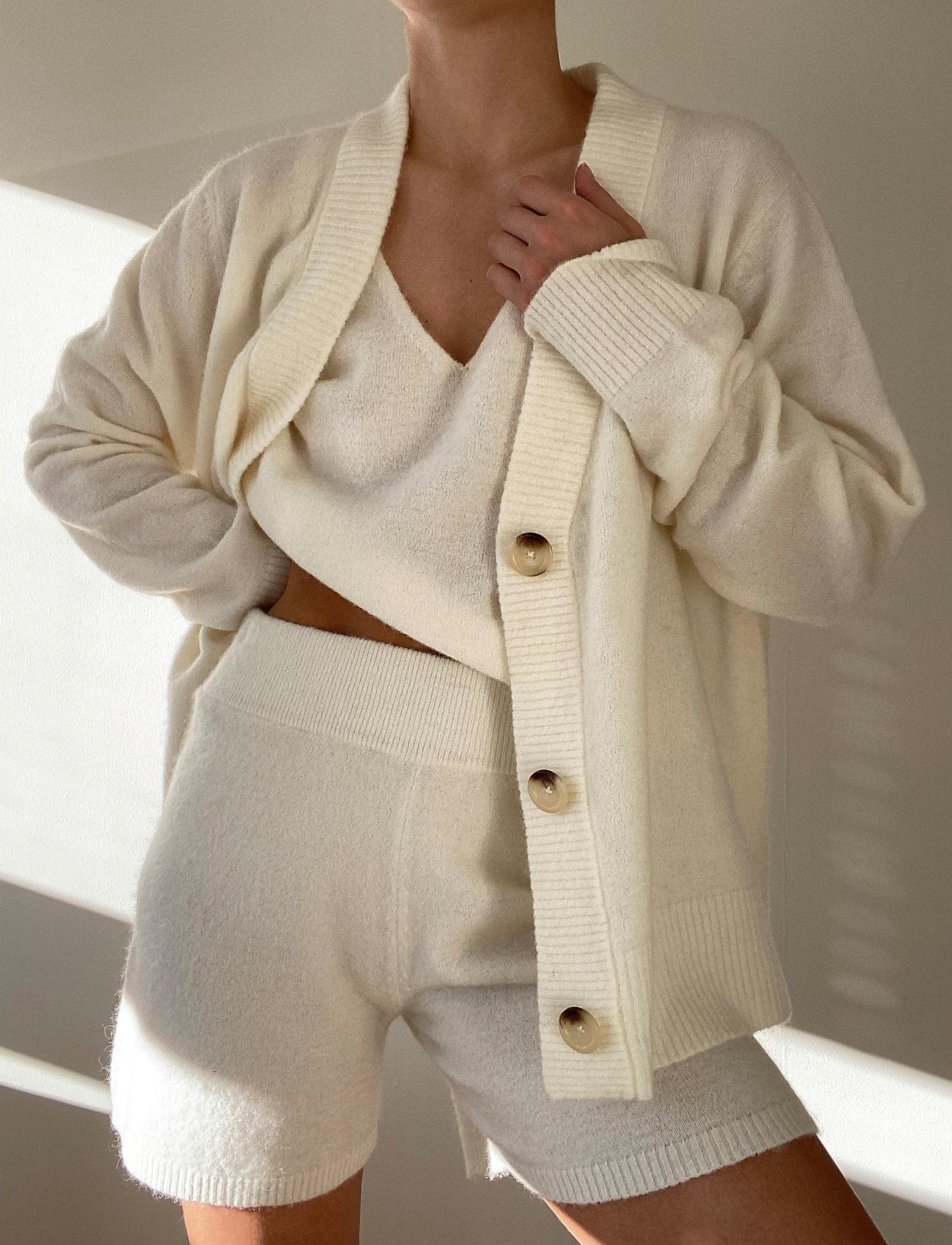 Stylein - ELLIE CARDIGAN - vesten - white - 0