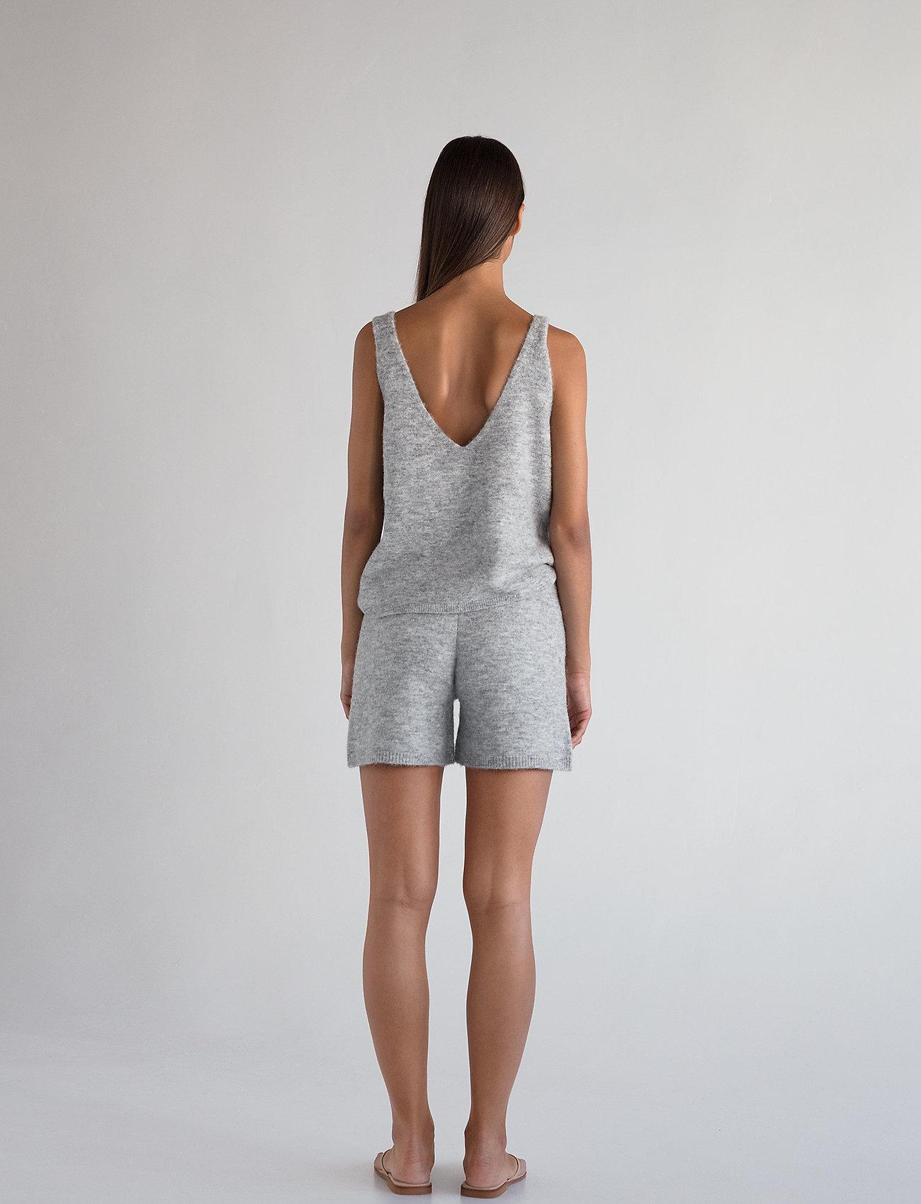 Stylein - ETOILE TOP - tops zonder mouwen - light grey - 3