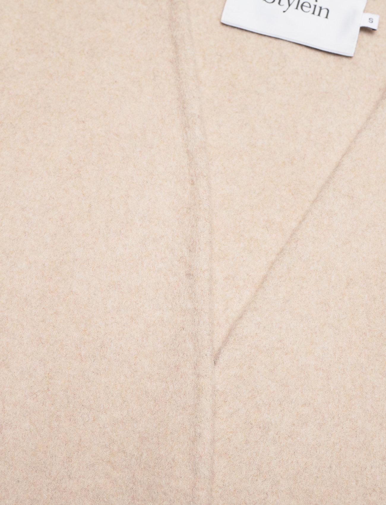 Stylein - TOULOUSE JACKET - wollmäntel - beige - 4