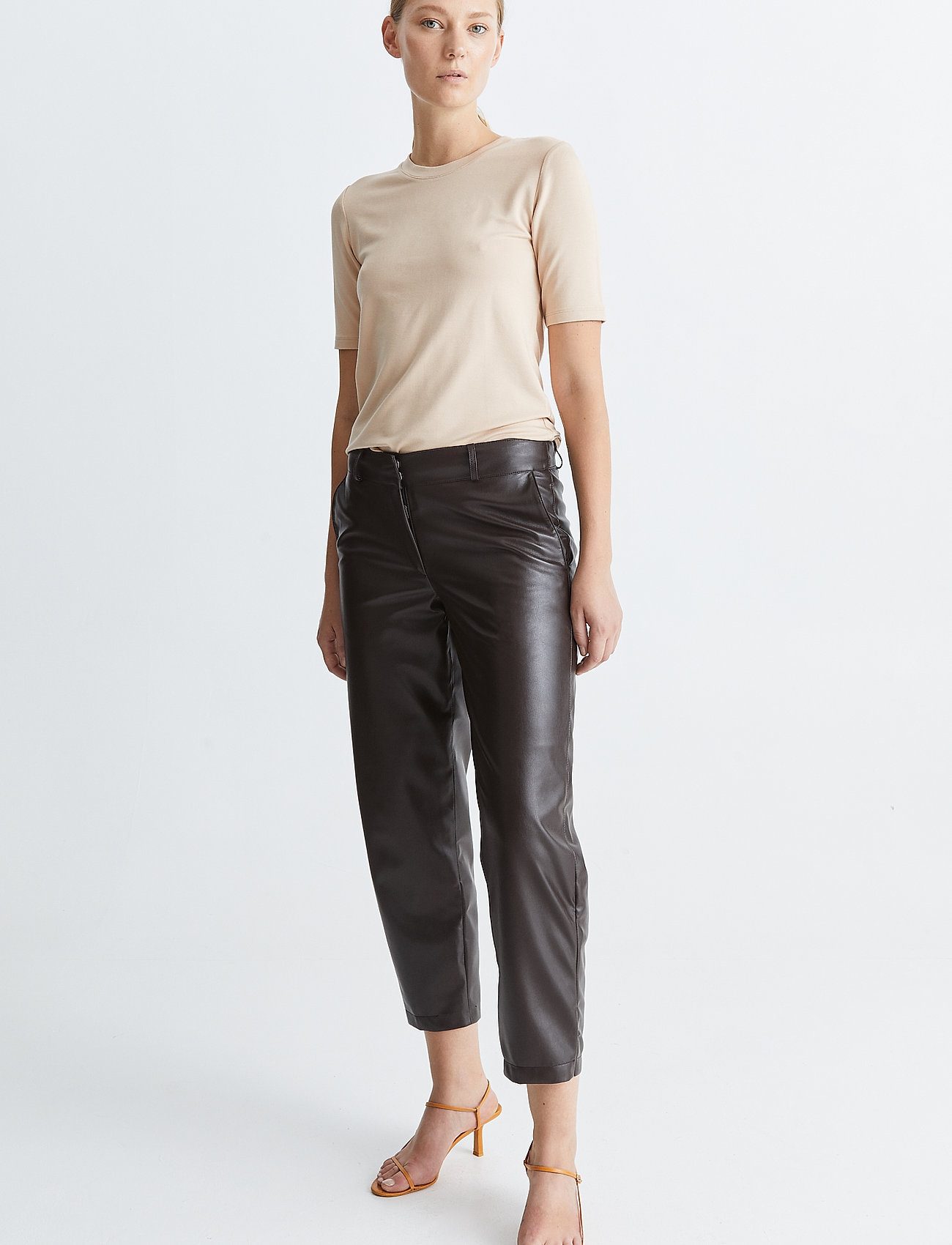 Stylein Verde Trousers (Brown), 941.85