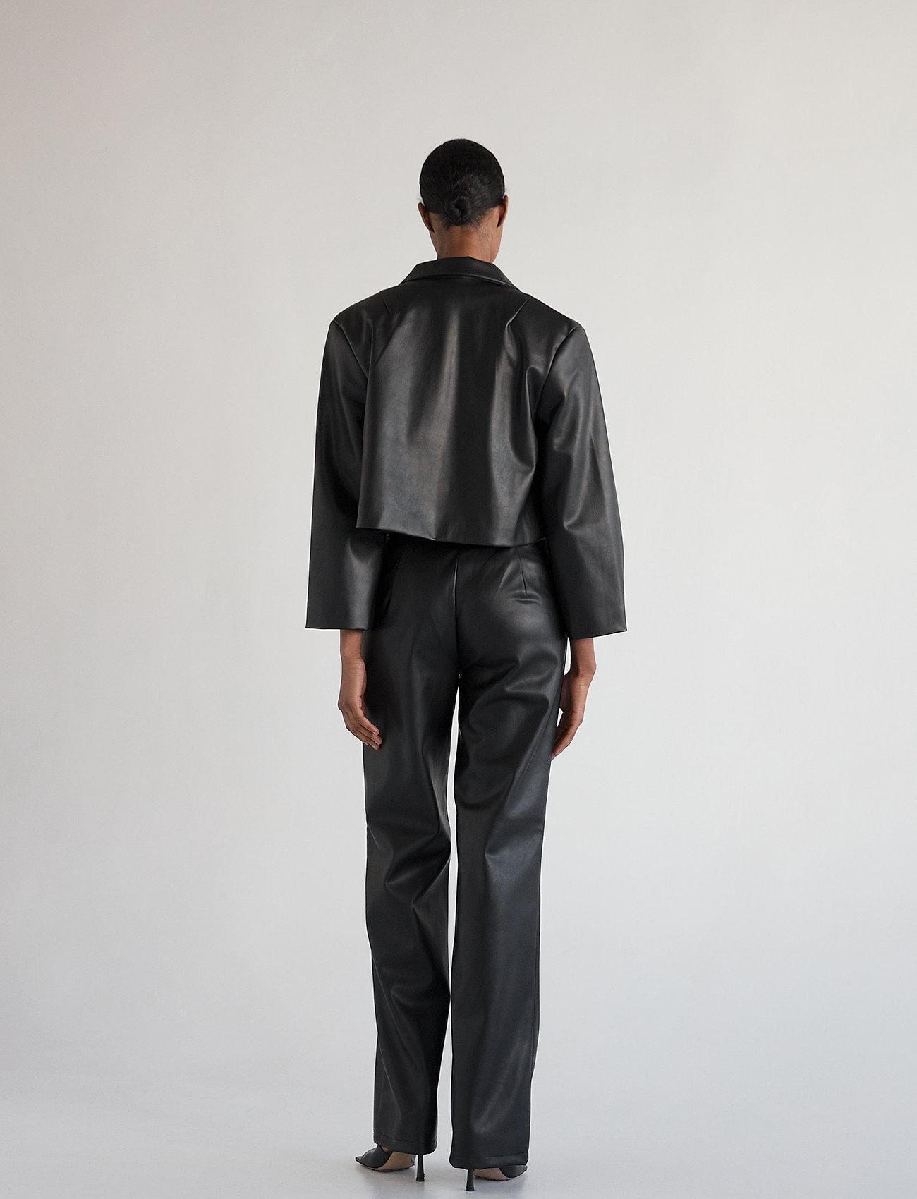 Stylein - VEREL JACKET - lederjacken - black - 3