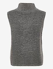 Stylein - ELLI SWEATER - strikkede toppe - grey - 0