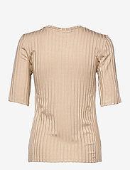 Stylein - PAIR TOP - t-shirts - beige - 2